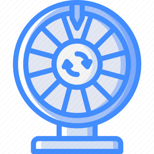 entertainment, game, prize, show, wheel icon