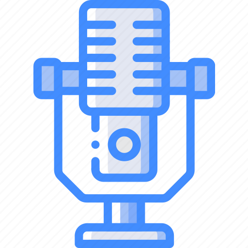 Entertainment, microphone, music, radio, sing, singer icon - Download on Iconfinder