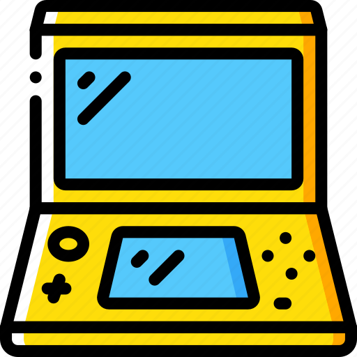 console, entertainment, game, handheld icon