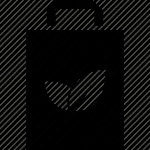 bag, biodegradable, eco, reusable icon