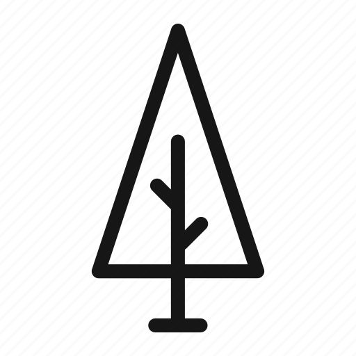 Christmas, conifer, fir, pine, spruce, tree, winter icon - Download on Iconfinder