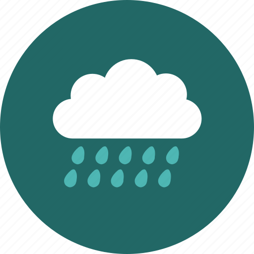 cloud, conservation, ecology, environment, nature, rain, sky icon