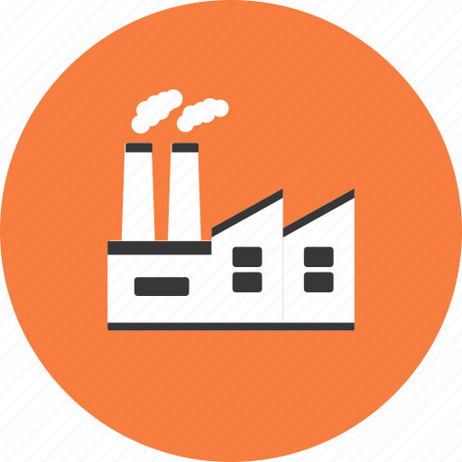 conservation, ecology, environment, factory, industry, nature, pollution icon