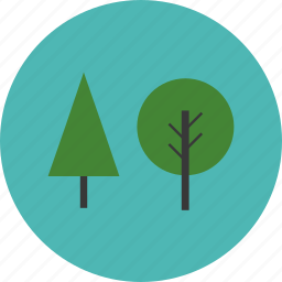 bloom, conservation, ecology, environment, nature, plant, tree icon