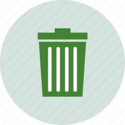 bin, conservation, ecology, environment, nature, recycle, reduce icon