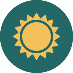 conservation, ecology, environment, nature, ozone, summer, sun icon