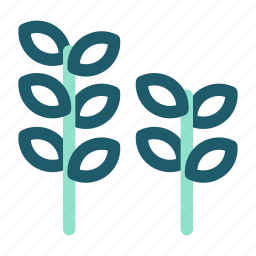 biomass, crops, eco, energy, leaf, plants, renewable icon