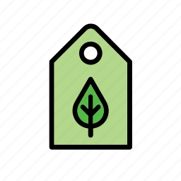 environment, environmental, environmentalism, green issues, label, leaf, tag icon