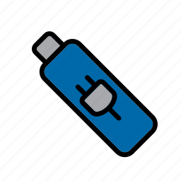 battery, charger, electric, energy, environmental, environmentalism, power icon
