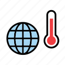 environment, environmental, environmentalism, global warming, green issues, temperature, thermometer icon
