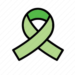 ecology, environment, environmental, environmentalism, green, issues, ribbon icon