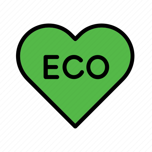eco, ecology, environment, environmental, environmentalism, green issues, heart icon