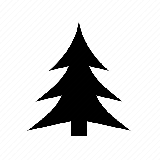 conifer, fir tree, forest, pine tree, timber, tree, woods icon