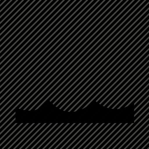 atlantic, lake, ocean, pacific, sea, waves icon