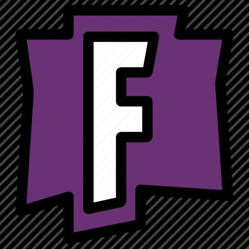 Fortnite, game, logo icon