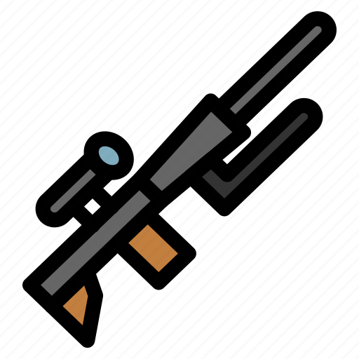 assault rifle, fortnite, gun, pubg, weapon icon