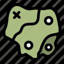 battle, fortnite, location, maps icon