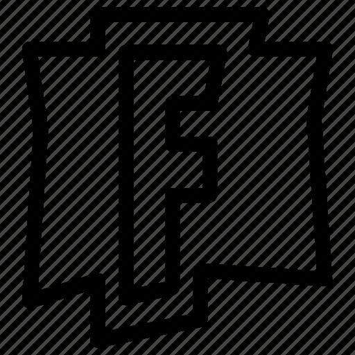 Fortnite Game Logo Icon