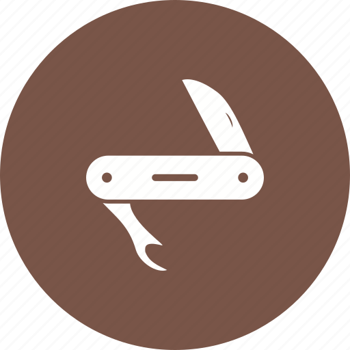 armed, army, cut, knife, military, sharp, weapon icon