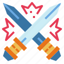 blade, fight, sword, weapon icon