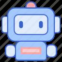 bot, droid, machine, npc