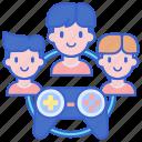 console, player, team, tournament