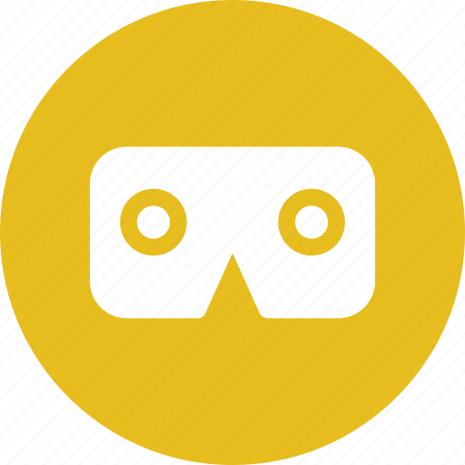 ar, mixed reality, virtual reality, vr, vr glass icon
