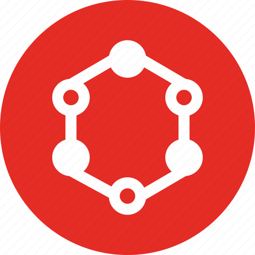 community, freinds, graph, social icon
