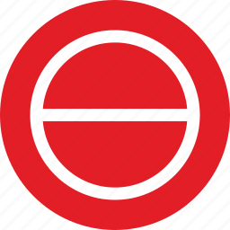 do not cross, forbidden, not allowed, road sign icon