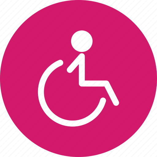 chair, handicap, handicap chair, handicapped icon