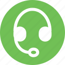 call, call center, earphones, headphones icon