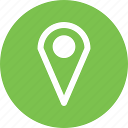 geolocation, location, marker, pin icon