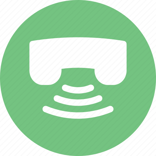 call, calling, incoming, phone, ringing icon