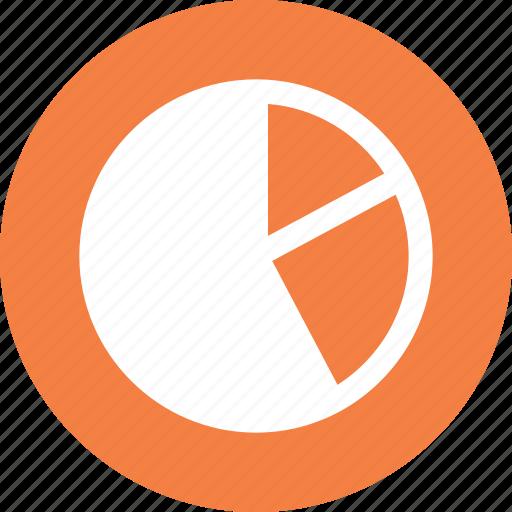 chart, data, graph, pie, statistics icon