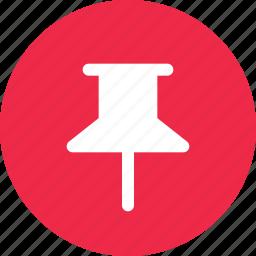 location, location pin, pick, pin icon