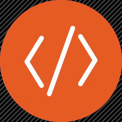 development, html, programming, web development icon