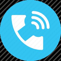call, phone, ringing, telephone icon