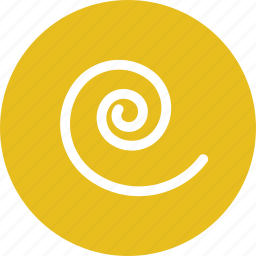 helix, shape, spiral, swirl icon