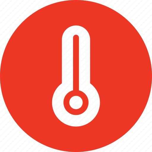 hot, meter, temperature, thermometer icon