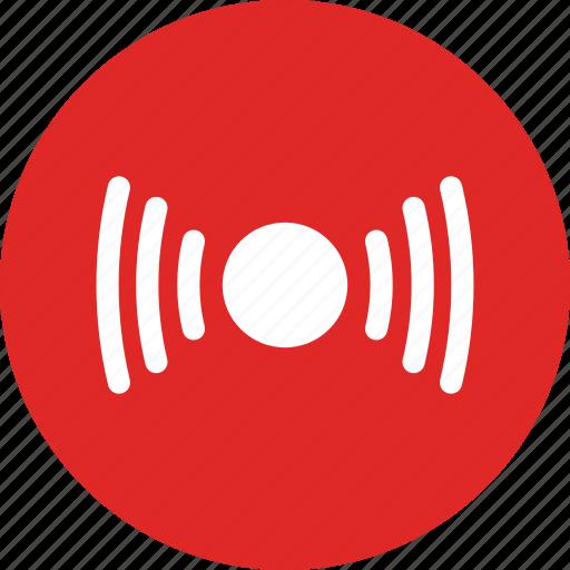 communication, network, radio, wifi, wireless, zigbee icon