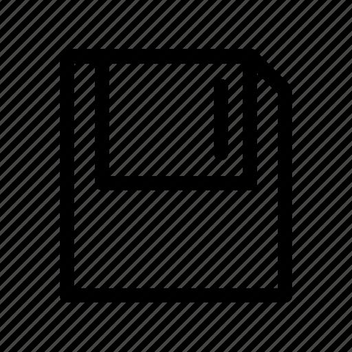 data, disk, floppy, floppy disk, grid, guardar, save, storage icon