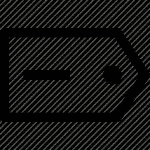 app, essential, tag, ui, ux, web icon