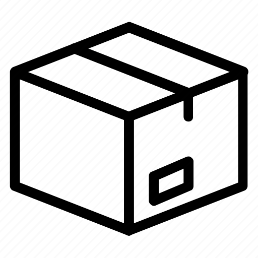 box, delivery, package, parcel, present, shipping icon