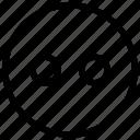 app, application, circle, circles, double icon