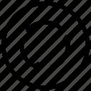 arrow, arrows, circle, recycle, reuse, rotate icon