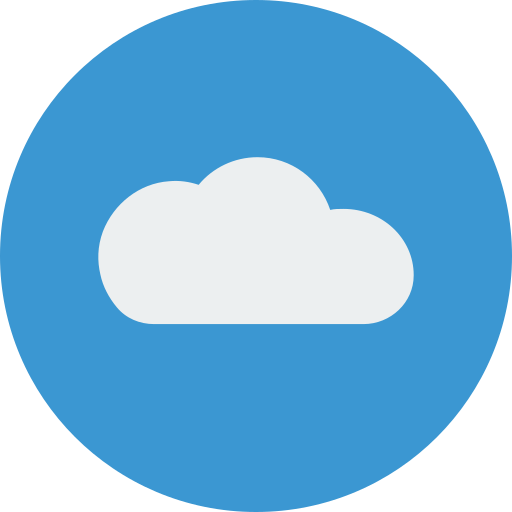 Cloud, sky, storage, upload icon - Free download