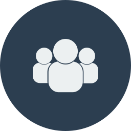 follower, group, men, people, subscriber icon