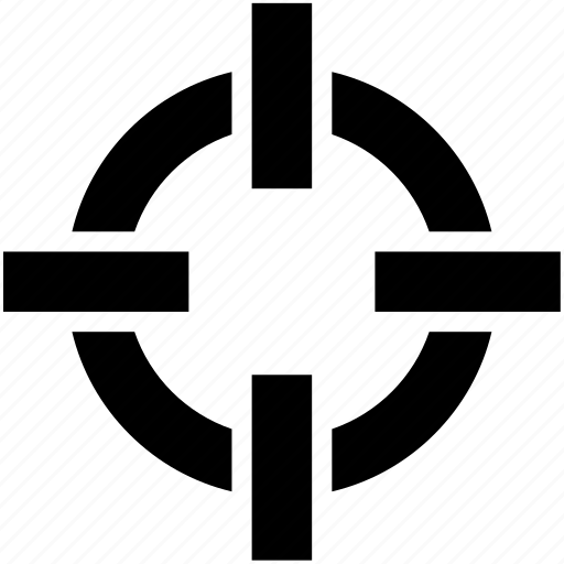 Aim, arrow, bullseye, goal, target icon - Download on Iconfinder