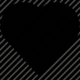 bookmark, favorite, favorites, heart, like, love, valentine icon