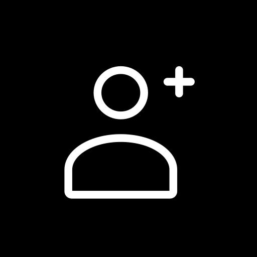 Add, friend, user icon - Free download on Iconfinder